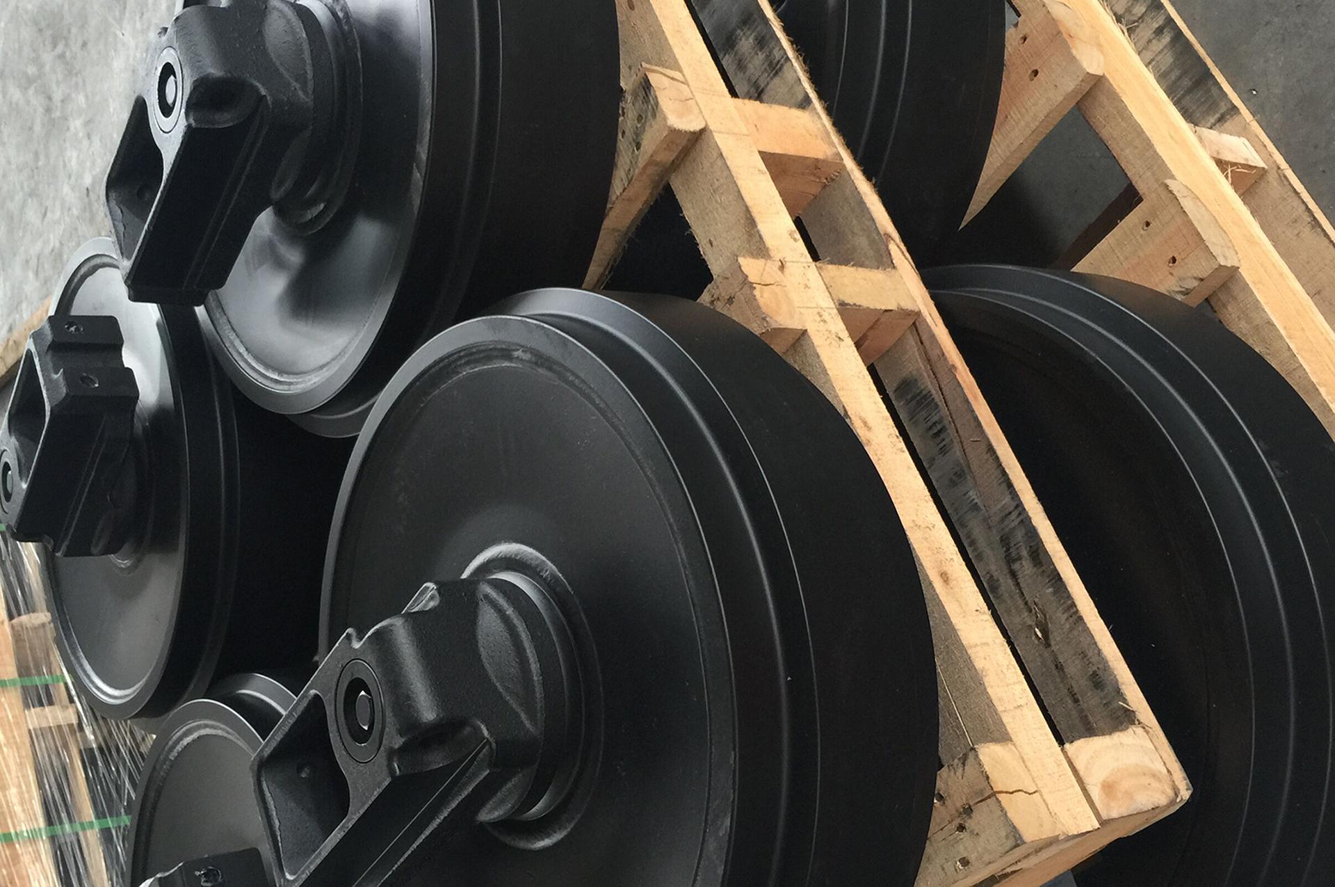 K Amp H Parts Manufacturer Undercarriage Parts Track Roller border=